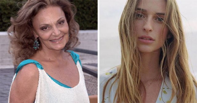 Celebrities And Their Grandkids