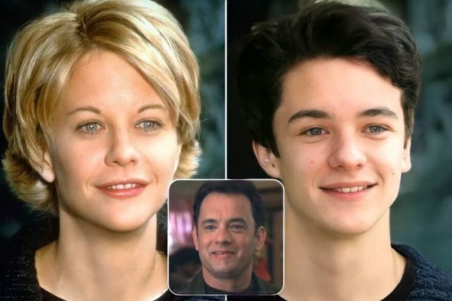 What The Children Of Famous Movie Couples Would Have Looked Like