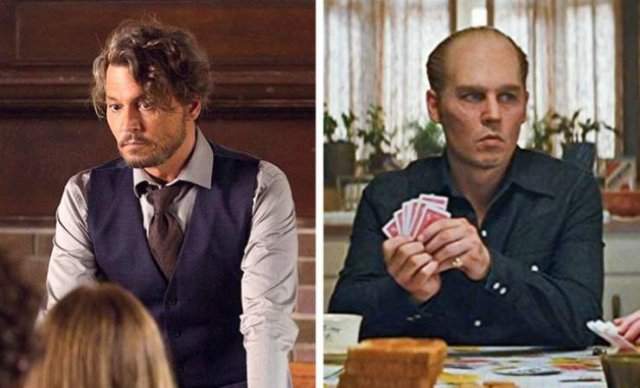 Amazing Actors Transformations For Their Roles