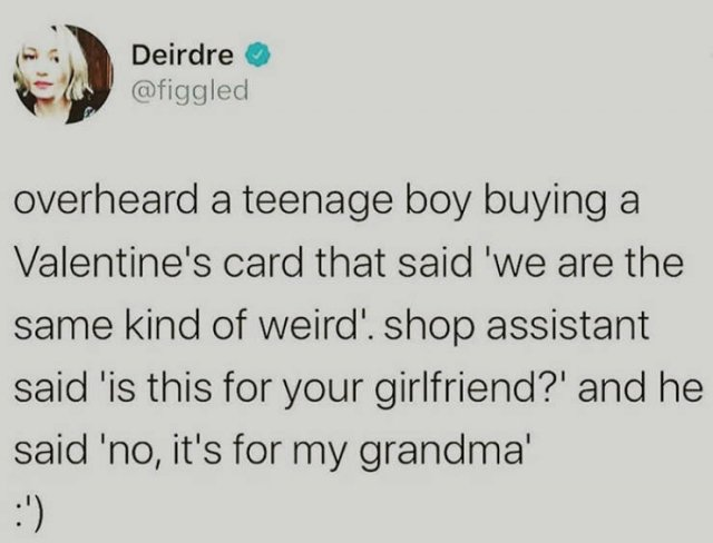 Wholesome Stories, part 43