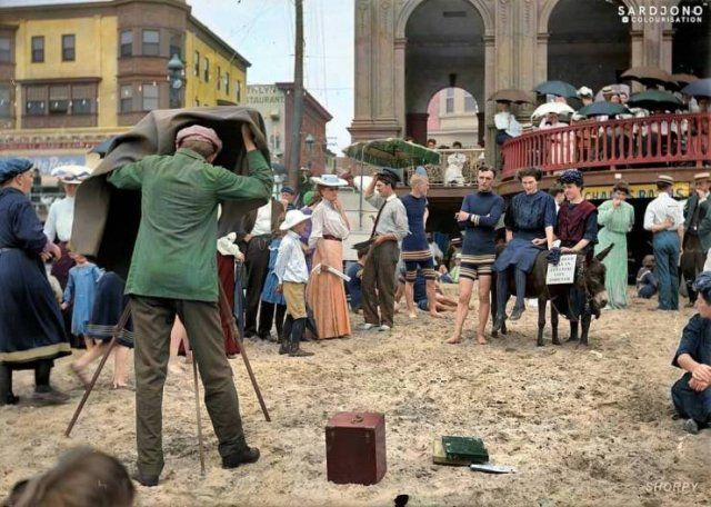 Historical Photos In Color