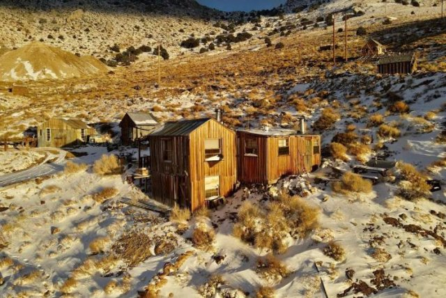 American Entrepreneur Bought An Abandoned Town To Recreate It As A Touristic Place
