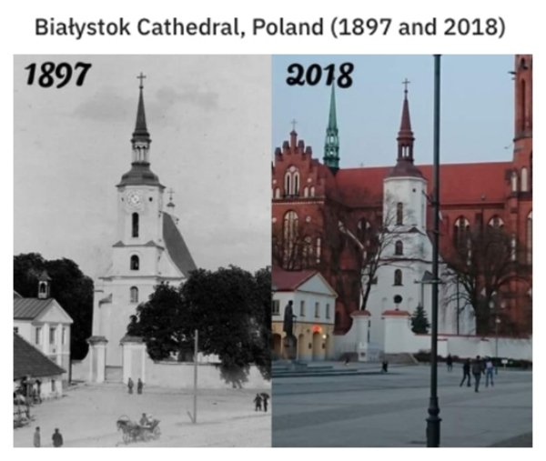 World Changes Throughout History