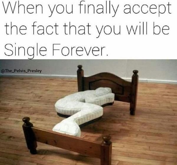 Memes For Single People, part 5
