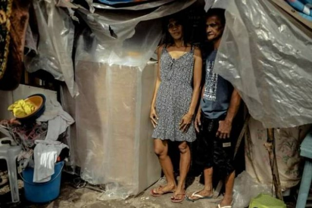 Philippine's Homeless Couple Got A Free Makeover And Wedding