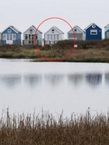 Tiny British Beach House For $450 Thousand