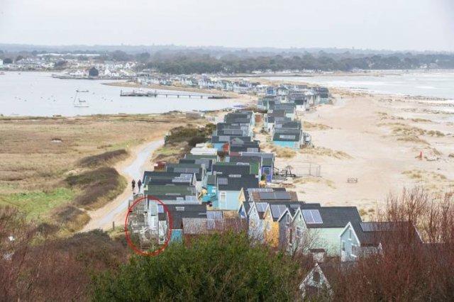 Tiny British Beach House For $450 Thousand