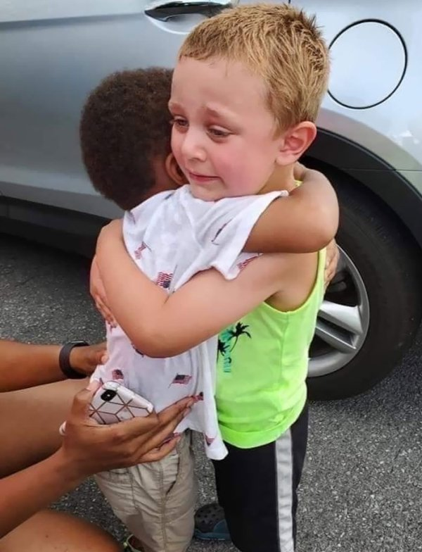 These Kids Are Full Of Kindness