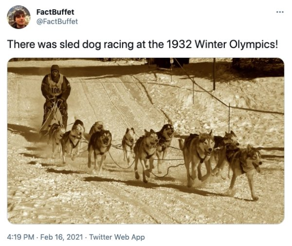 Interesting Facts, part 104