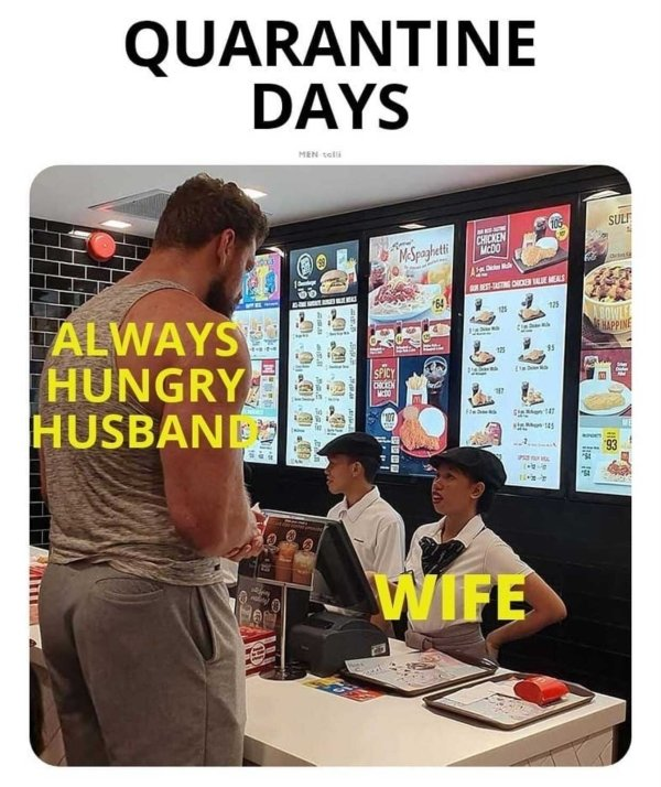 Married Life Memes, part 7