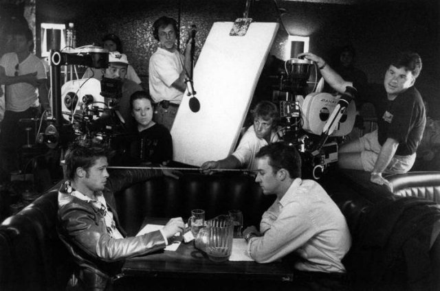 Famous Movies: Behind-The-Scenes Photos