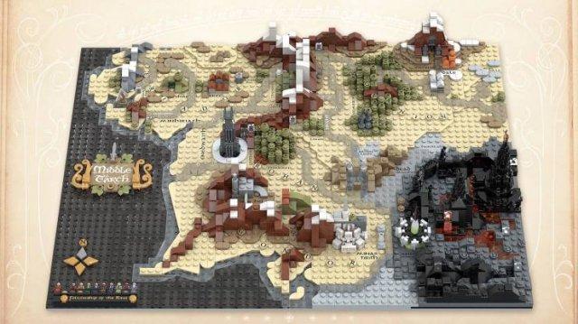 It's LEGO World