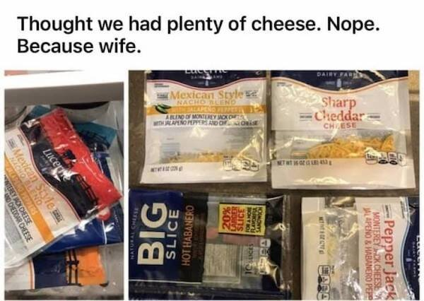 What's Wrong With Your Partner?