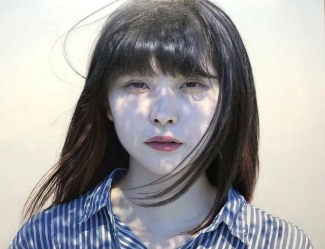 Hyper Realistic Paintings By Kei Mieno