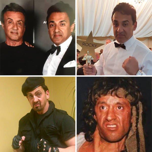 Celebrity Lookalikes, part 3