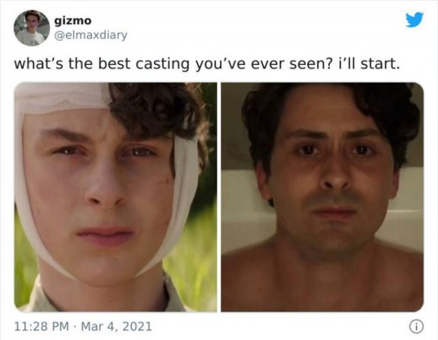People Reveal The Best Casts They Have Ever Seen