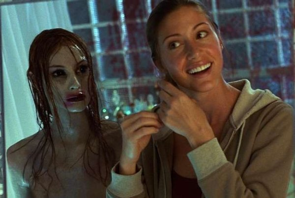 Hot Horror Movie Characters