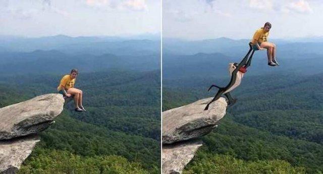 Hilarious Photoshop, part 2