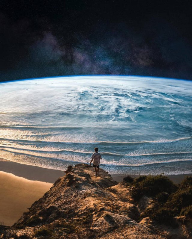 Surreal Collages By Justin Peters