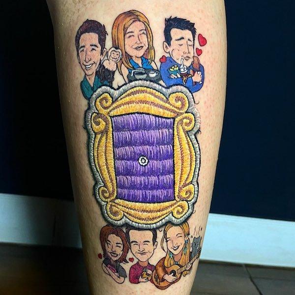 Unusual Tattoos, part 2