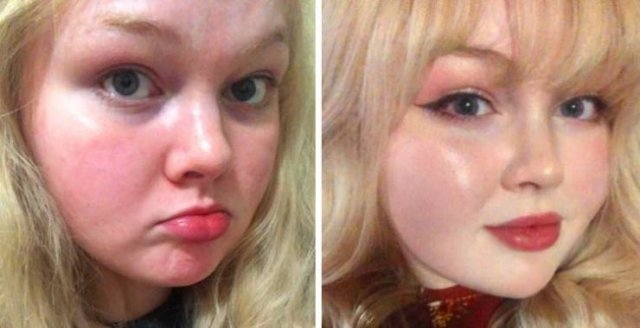 The Power Of Makeup, part 5