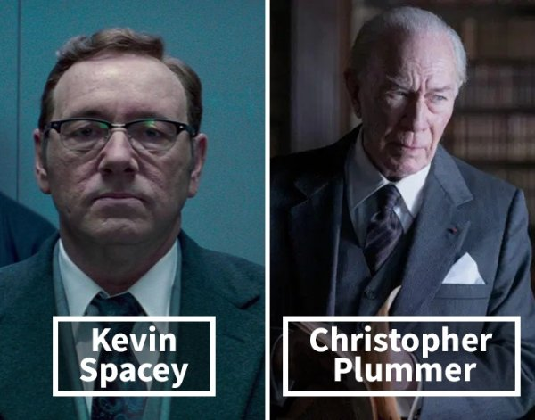 Actors Who Were Replaced In The Middle Of Shooting