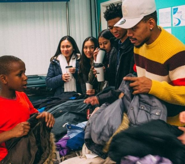 Celebrities That Make Our World Better