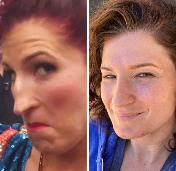 People Show Off Their Transformations, part 8
