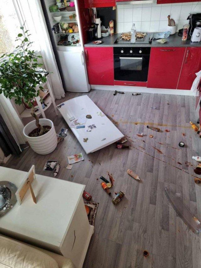 Bad Days Happen, part 105