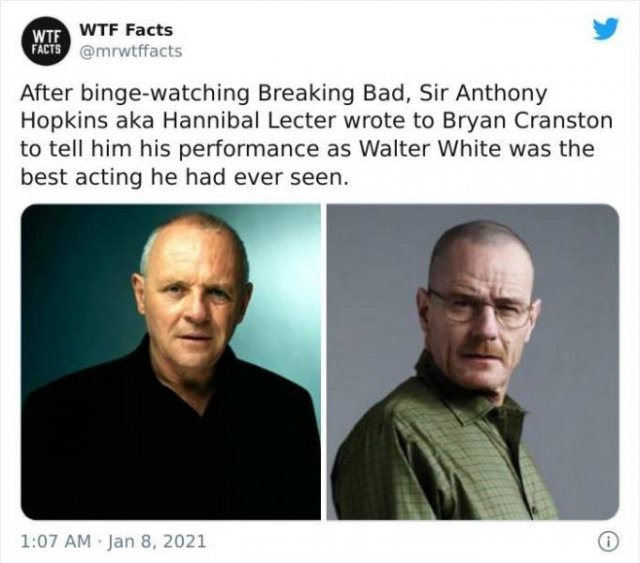 True Facts, part 2