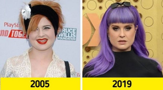 Dramatic Celebrity Changes