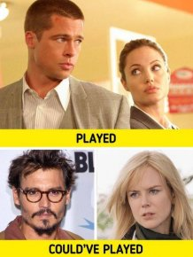 Actors Who Could Have Played These Famous Movie Couples