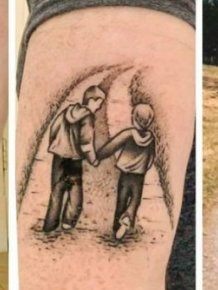 There Is A Story Behind Each Tattoo