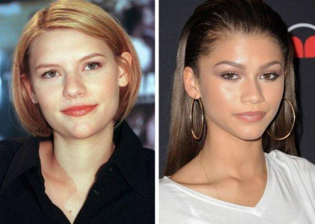 Same Age Celebrities, part 5