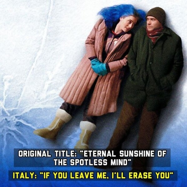 Movies With Different Titles In Other Countries