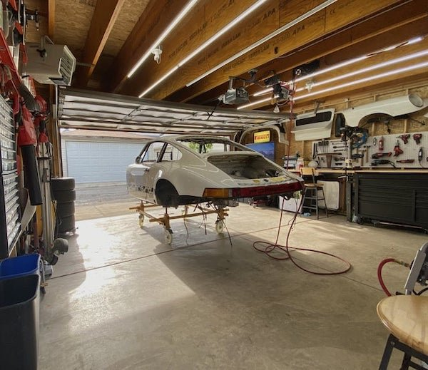 Garage Is A Perfect Place For Men