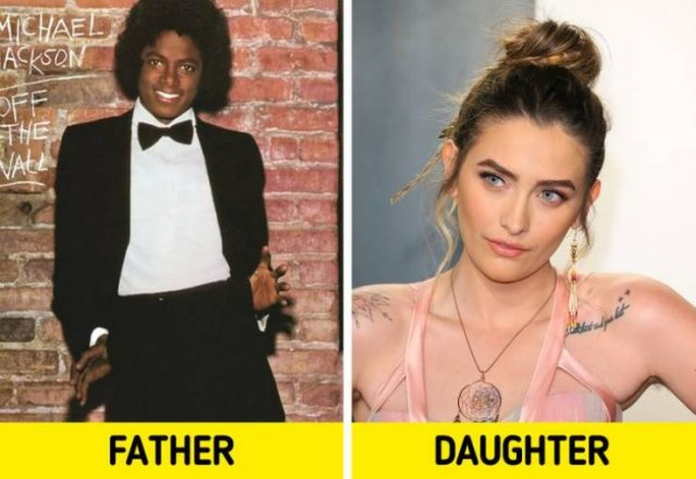 Celebrity Children Who Look So Different With Their Parents