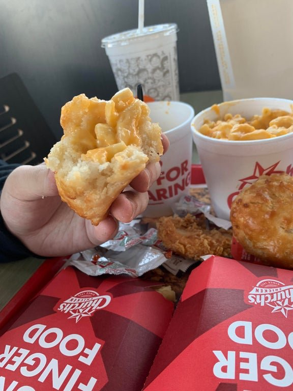 New Dishes Made From Fast-Food