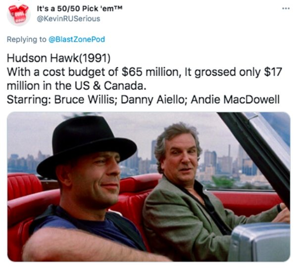 These Movies Failed At The Box Office But People Actually Love Them