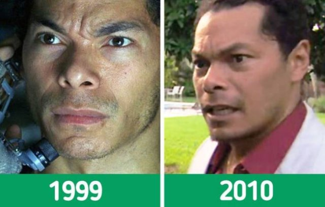 """""""The Matrix"""" Cast: Then And Now"""