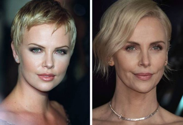 Beautifully Aging Celebrities, part 4