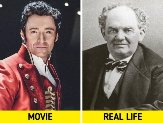 Movie Characters And Their Real-Life Prototypes