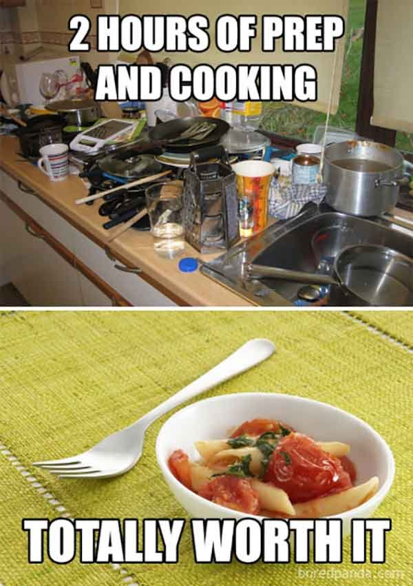 Cooking Memes, part 2