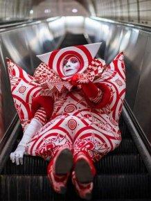 Amazing New York Subway Passenger Photos By Mr. NYC Subway