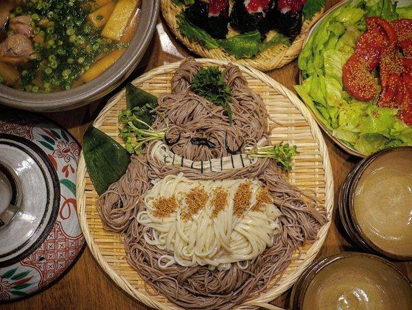 Amazing Cartoon Food