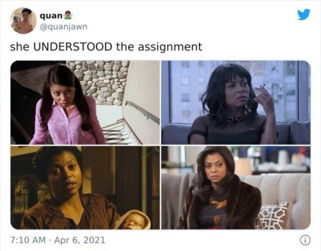 Actors Who Always Understand The Assignment