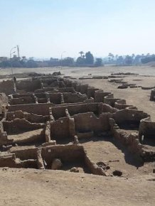 3,400-Year-Old 'Golden City' Was Discovered In Egypt