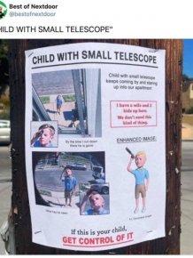 'Nextdoor' Neighbors Messages