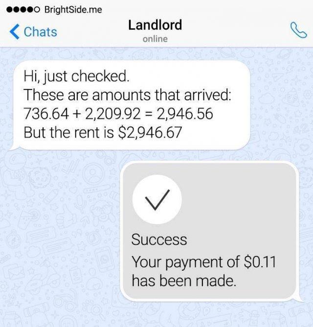 Annoying Landlords