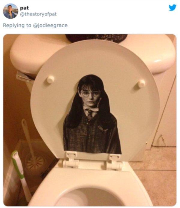 Strange Things In Men Bathrooms
